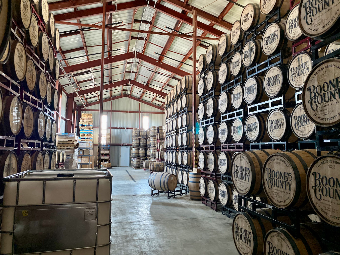 Rickhouse -Boone County Distilling Company