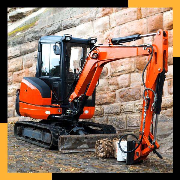 Machine Excavator