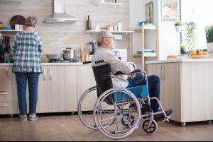 Wheelchair-friendly Kitchen - Louisiana