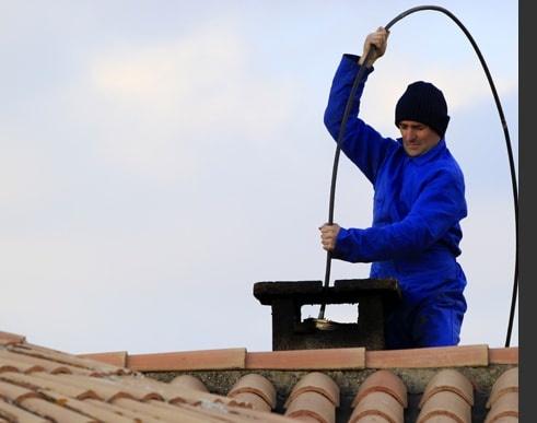 Chimney Repairing