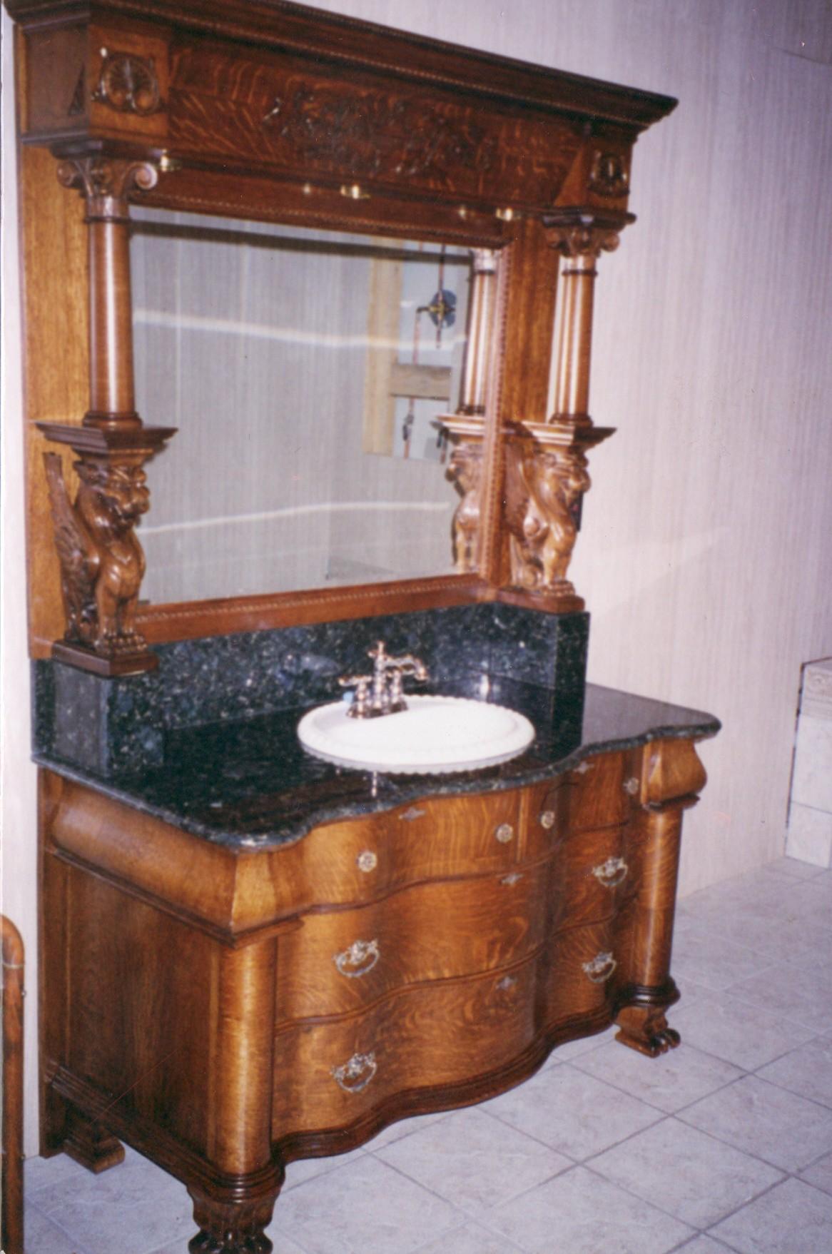 Wooden Heart Antique Furniture 1