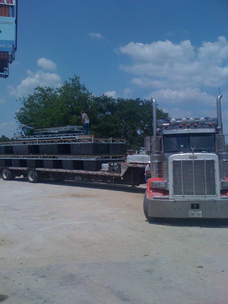 Custom Dock Construction
