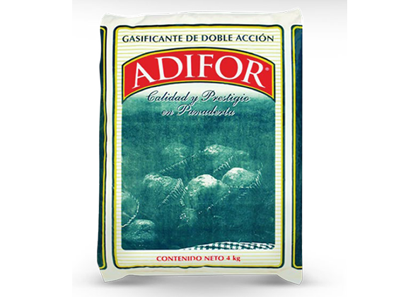 382  |  Gasificante Adifor Bolsa de 4 kg