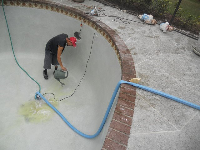 Pool Construction 2