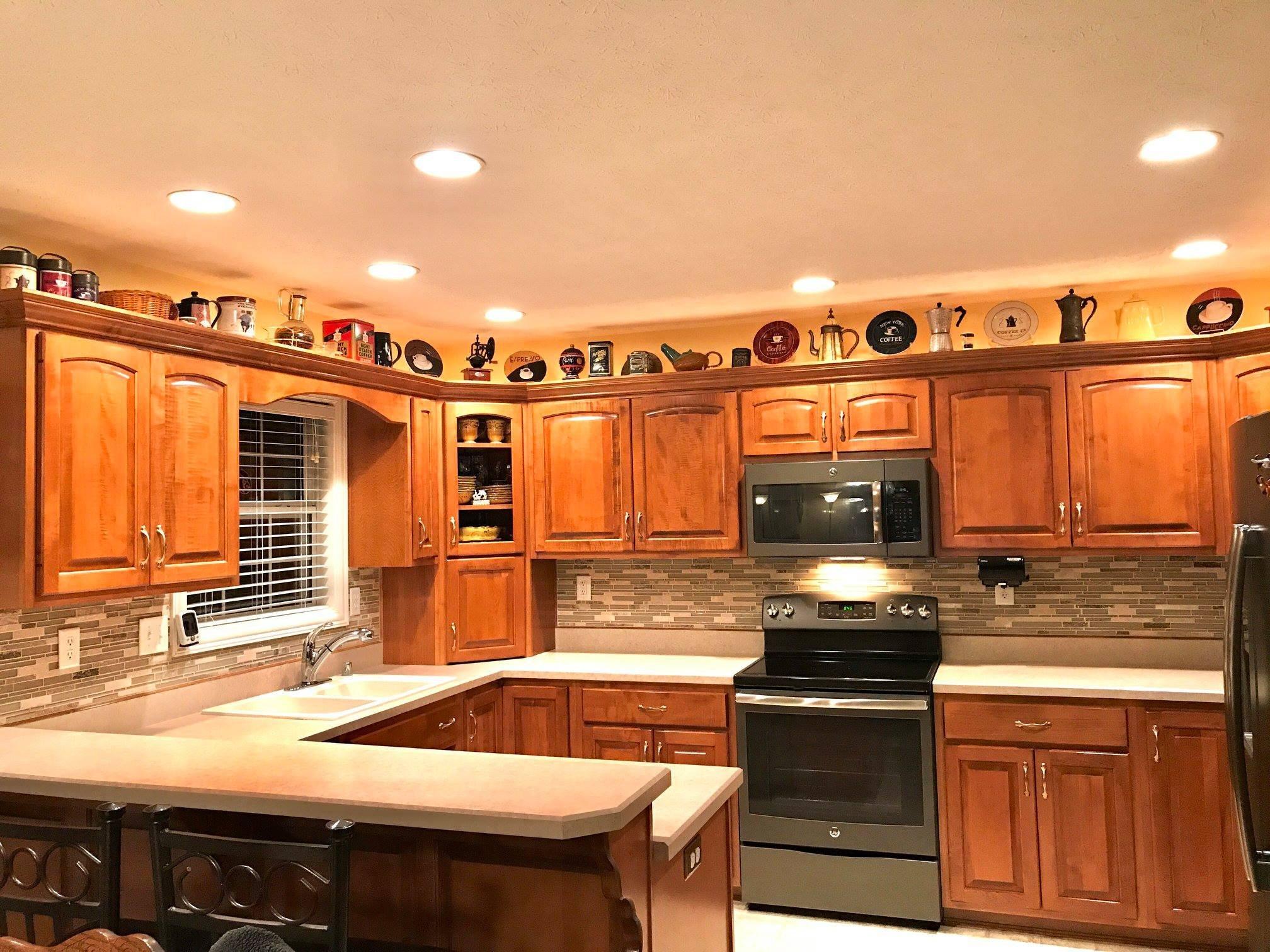 Blake Kitchen Remodel and Backsplash 2