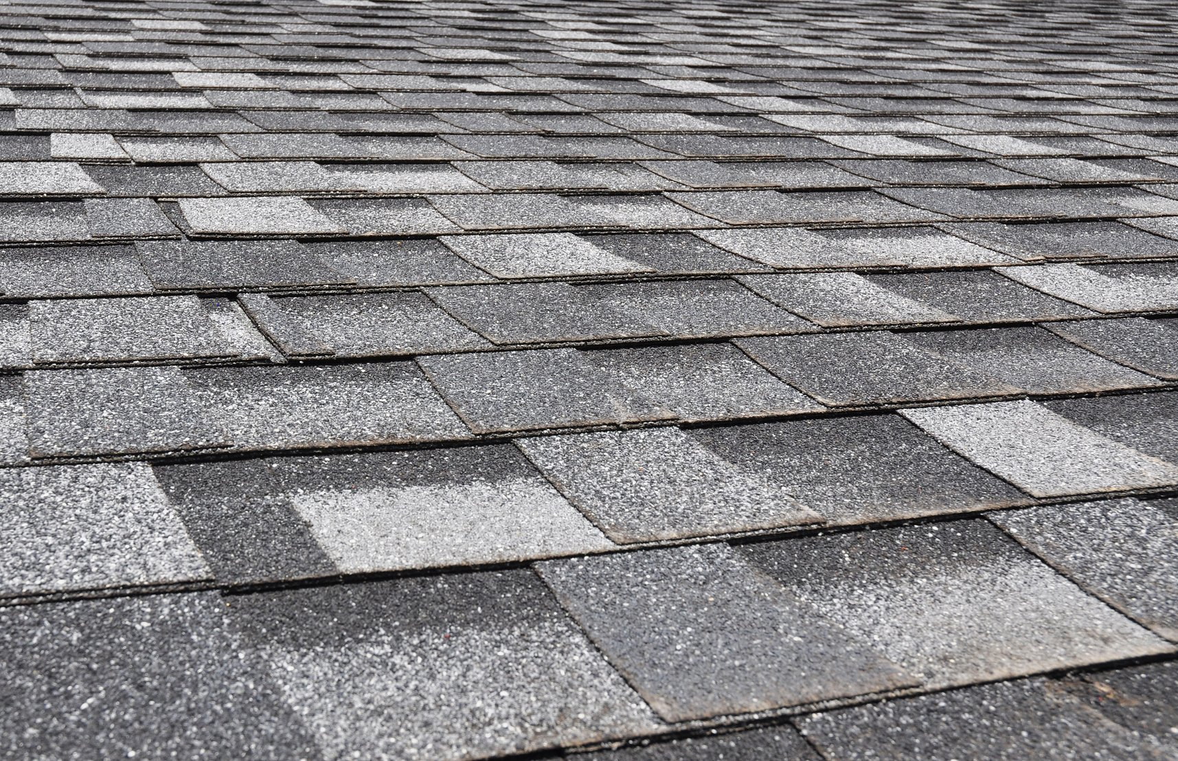 Roof shingles in Marietta