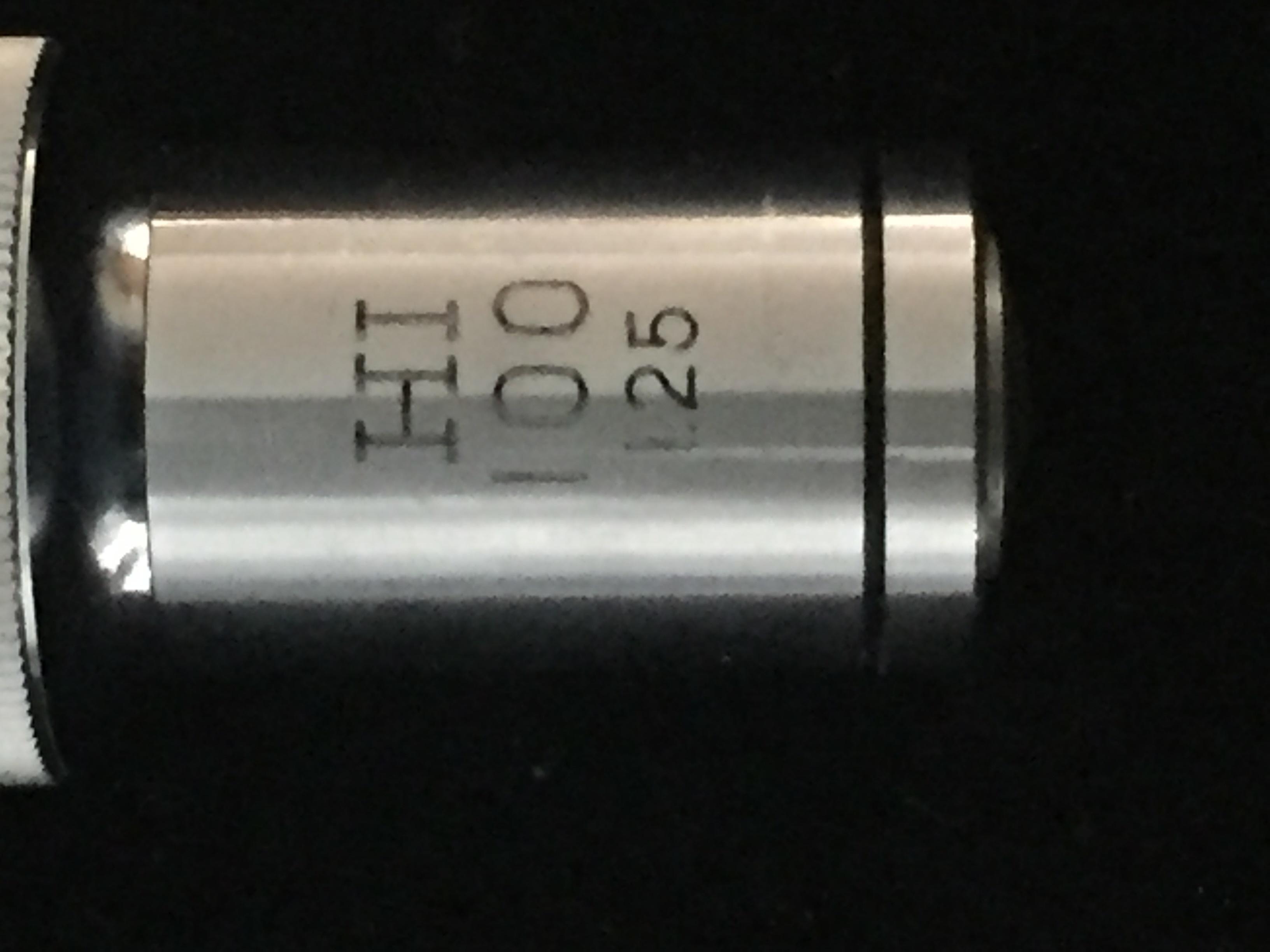 Objetivo microscópio