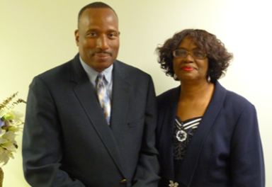 Pastor Steven and Jacquelyn Pendleton