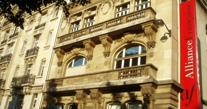 Resultado de imagem para Fondation Alliance Française - Paris