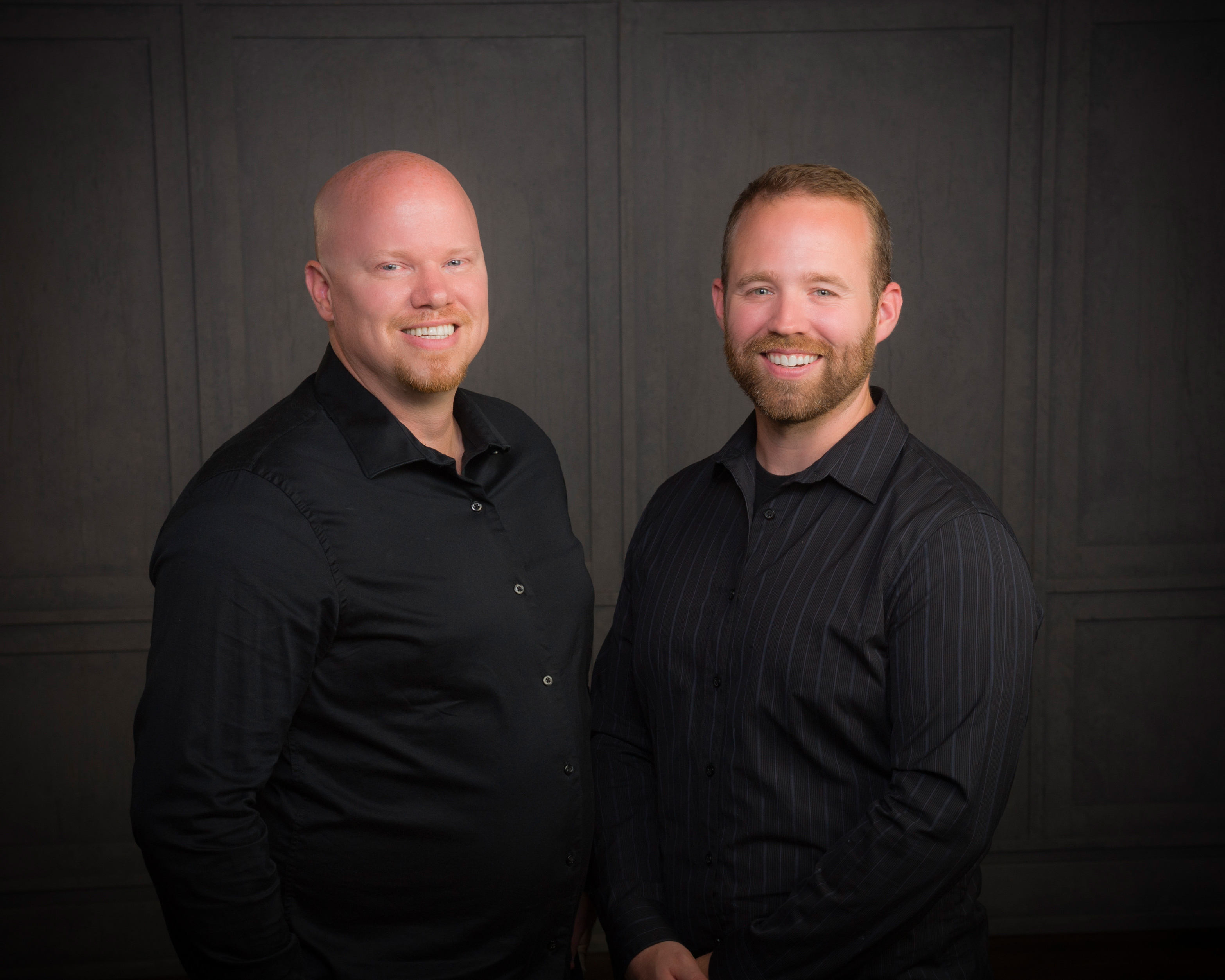 Dr. Sean Goolsby and Dr. Kai Ahlman