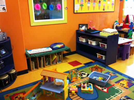 2 year-olds' room