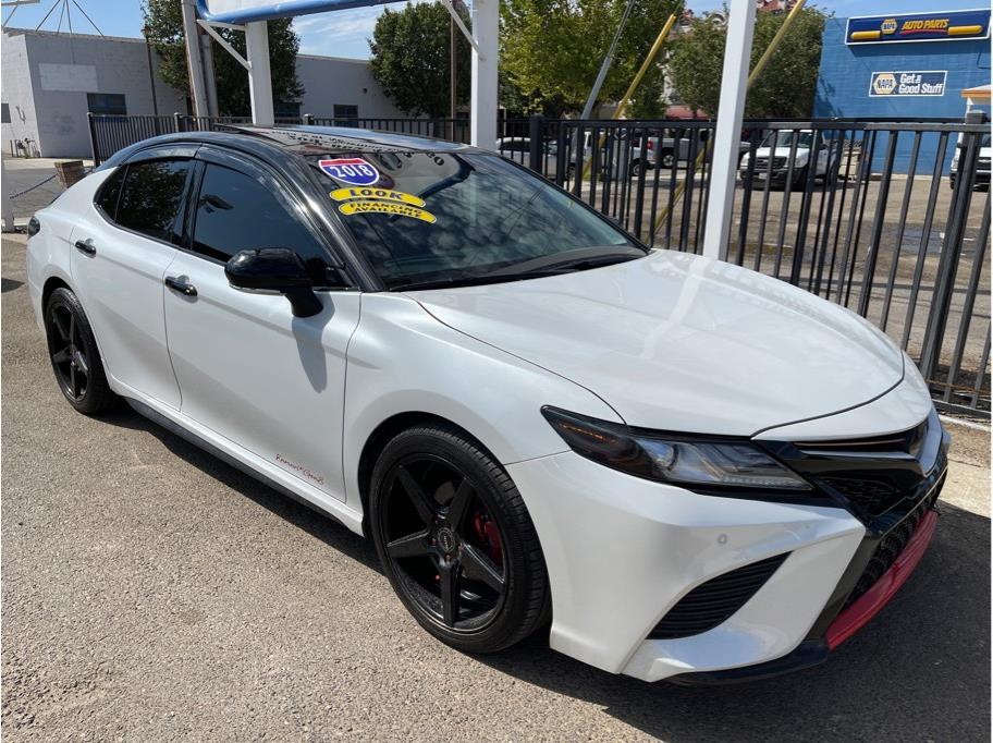 2018 Toyota Camry XSE Sedan 4D Miles: 92,226 Drive: FWD Trans: Auto, 8-Spd SeqShft Engine: 4-Cyl, 2.5 Liter VIN: 042017