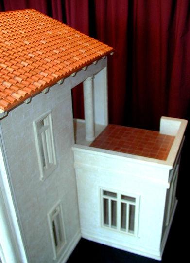 Villa di Speranza Terrace
