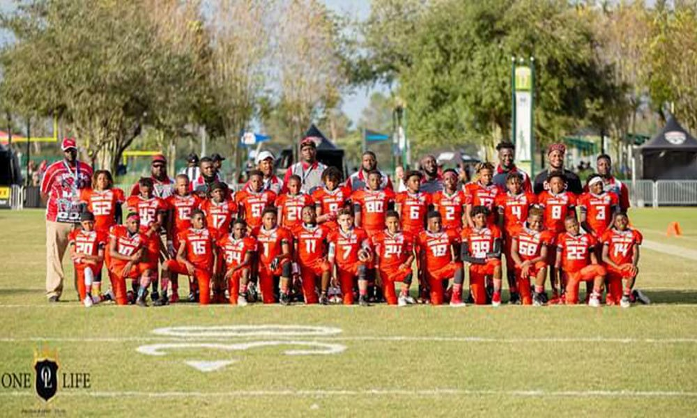 JPW Pop Warner Super Bowl Playoffs