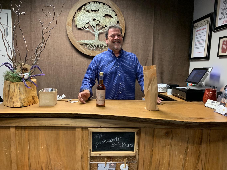 Boundary Oak Distillery - Owner-Master Distiller Brent Goodin