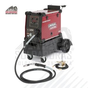 POWER WAVE® C300 READY-PAK® (PARA ACEROS) Power Wave C300 Ready-Pak Steel K2774-2