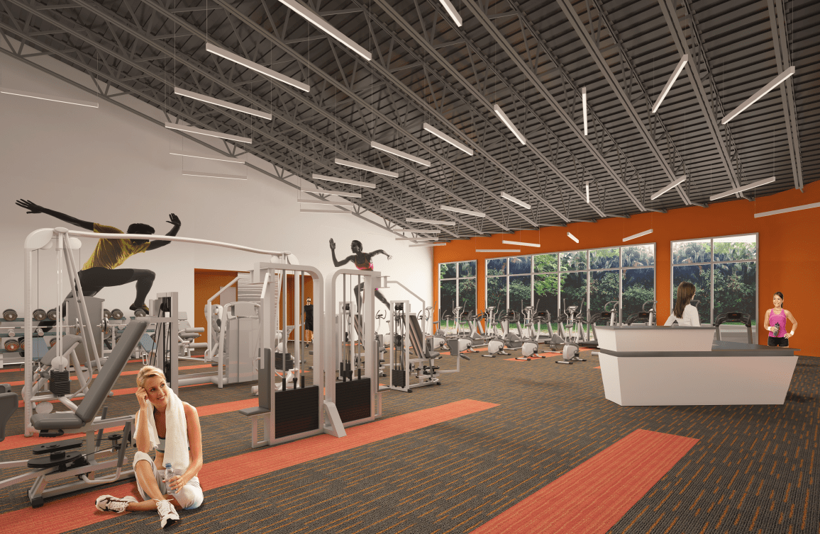 Pinecrest Community Center Fitness