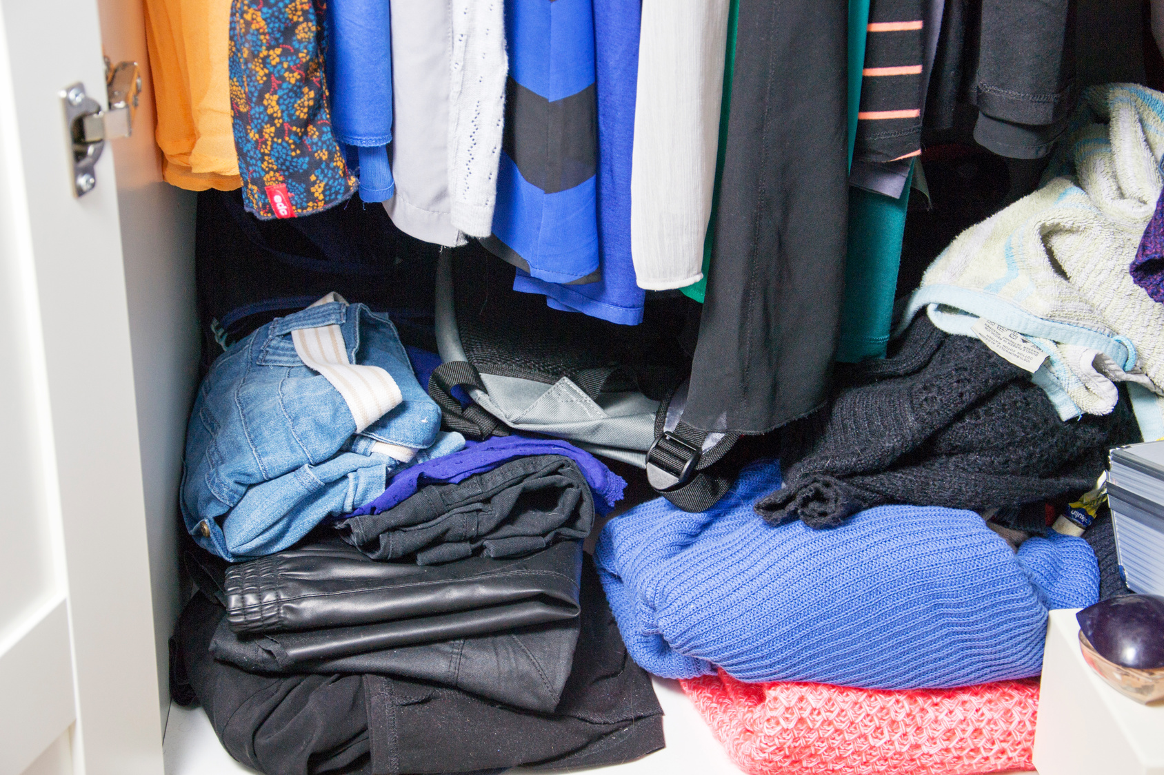 Closet Design For Small Spaces
