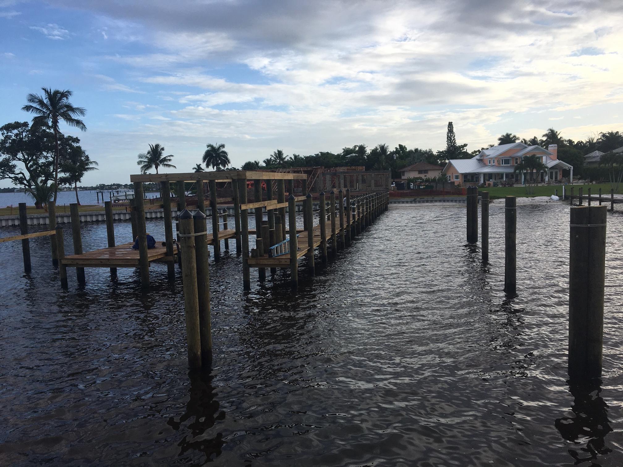 Wooden Harbor
