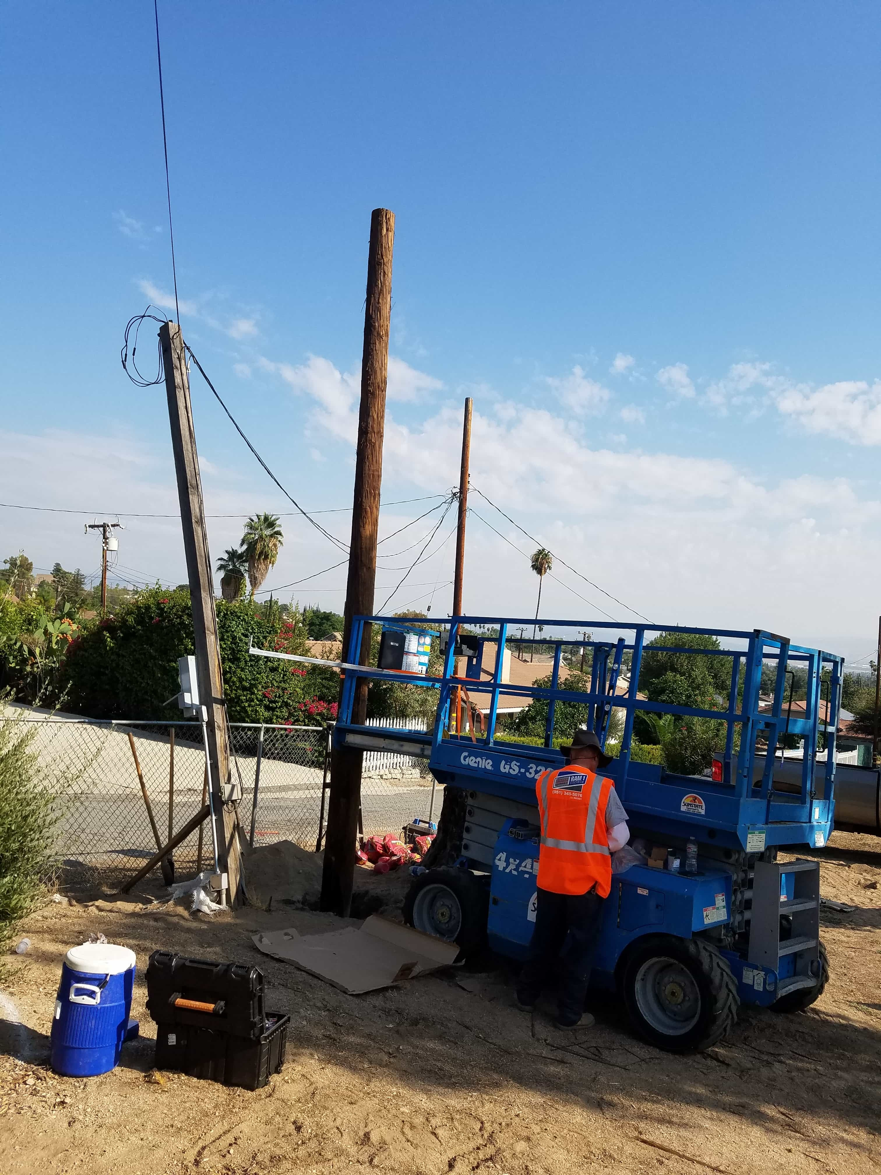 Power Pole Replacement (1)