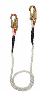 """Eslinga para posicionamiento de cuerda trenzada de 1/2"""" y 5/8"""" de diámetro. LR200"""