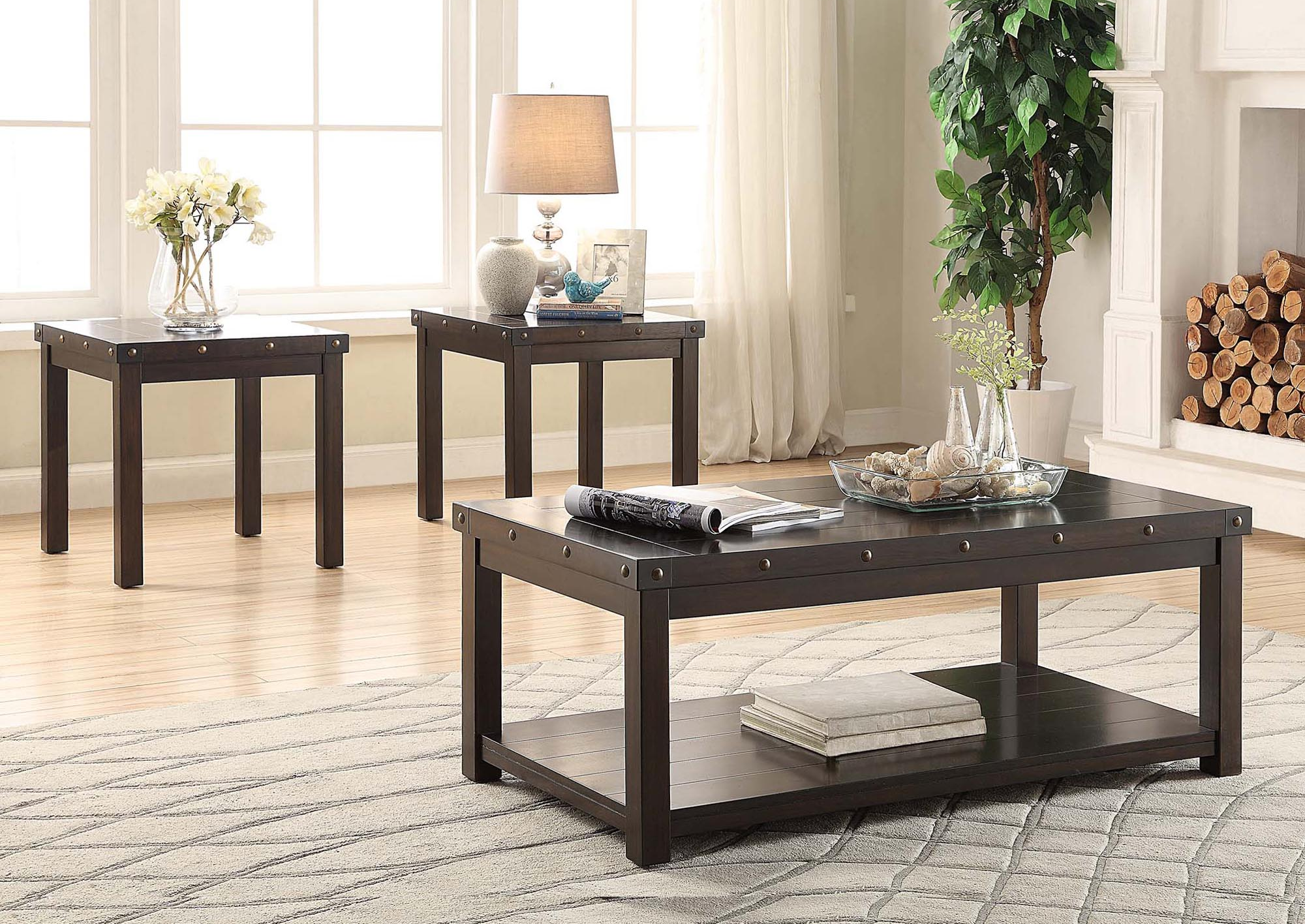 OT4204 Coffee and End Table Set