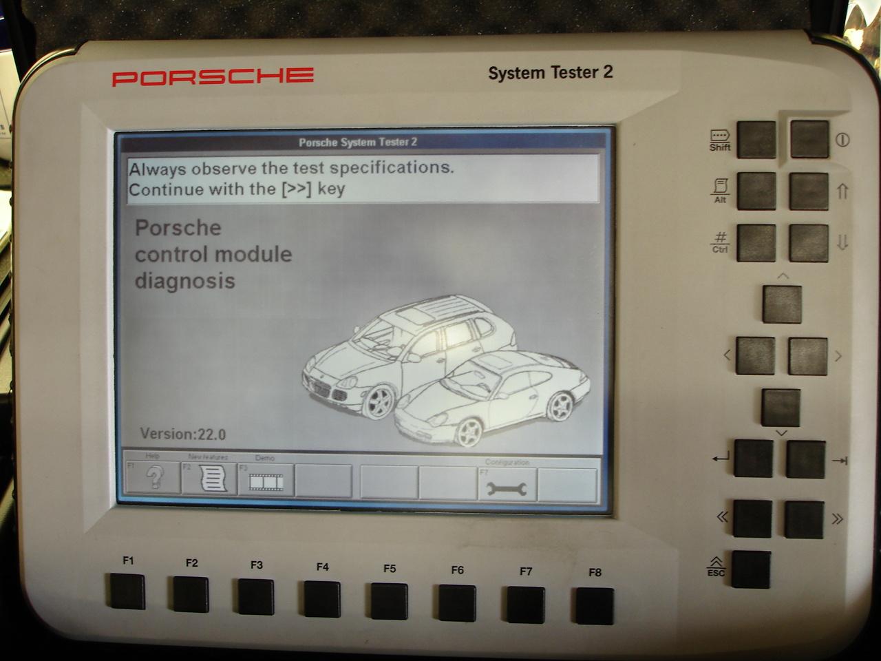 Porsche PST 2.3