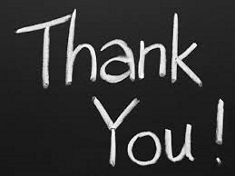 Thank You sign image no link