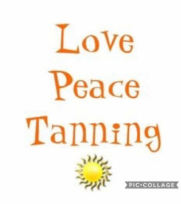 Love, Peace, and Tanning