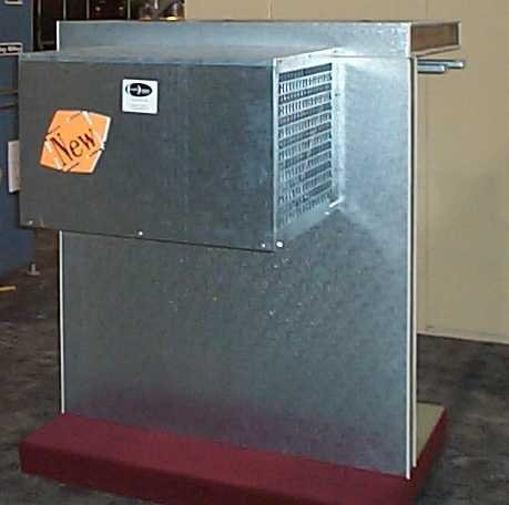 Side Mount PCU Series Refrigeration Enclosure
