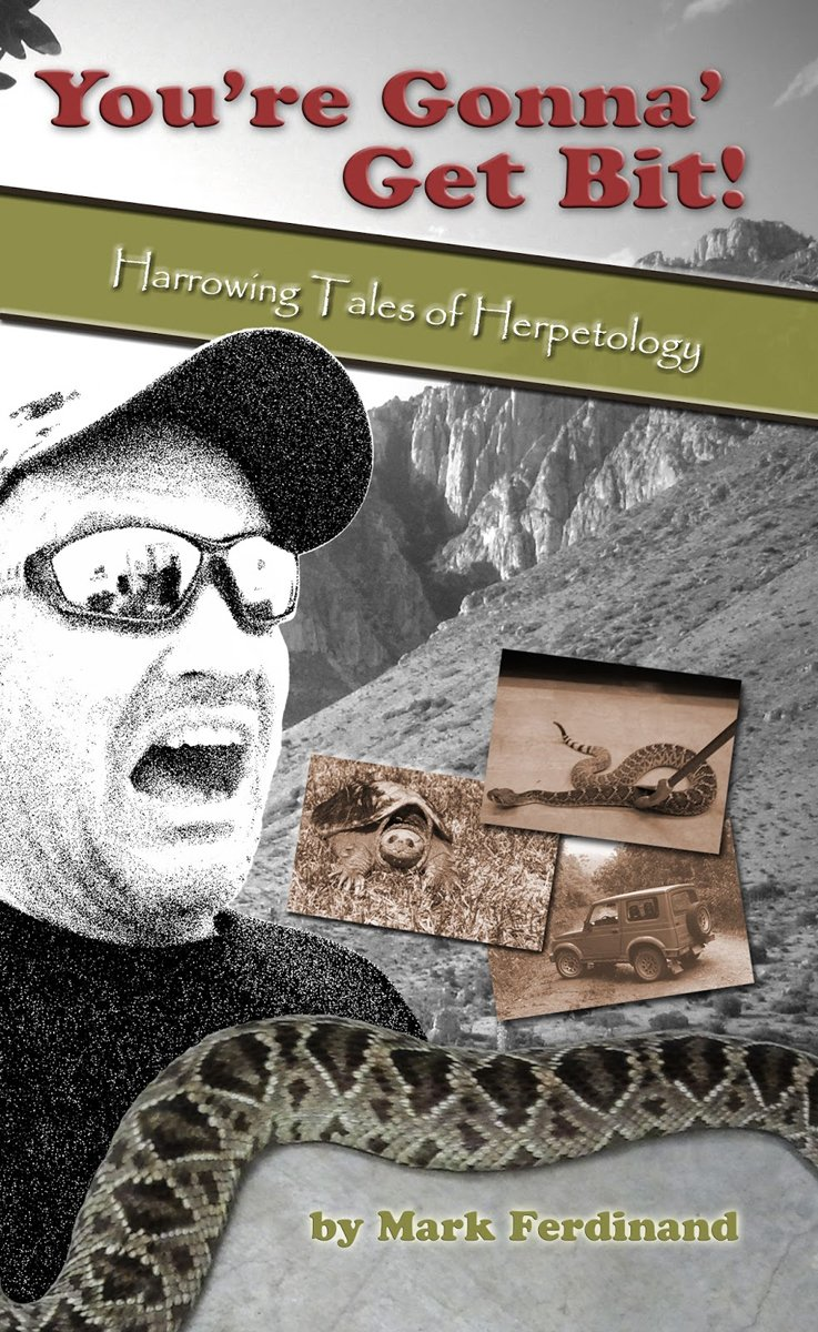 Herpetology Books