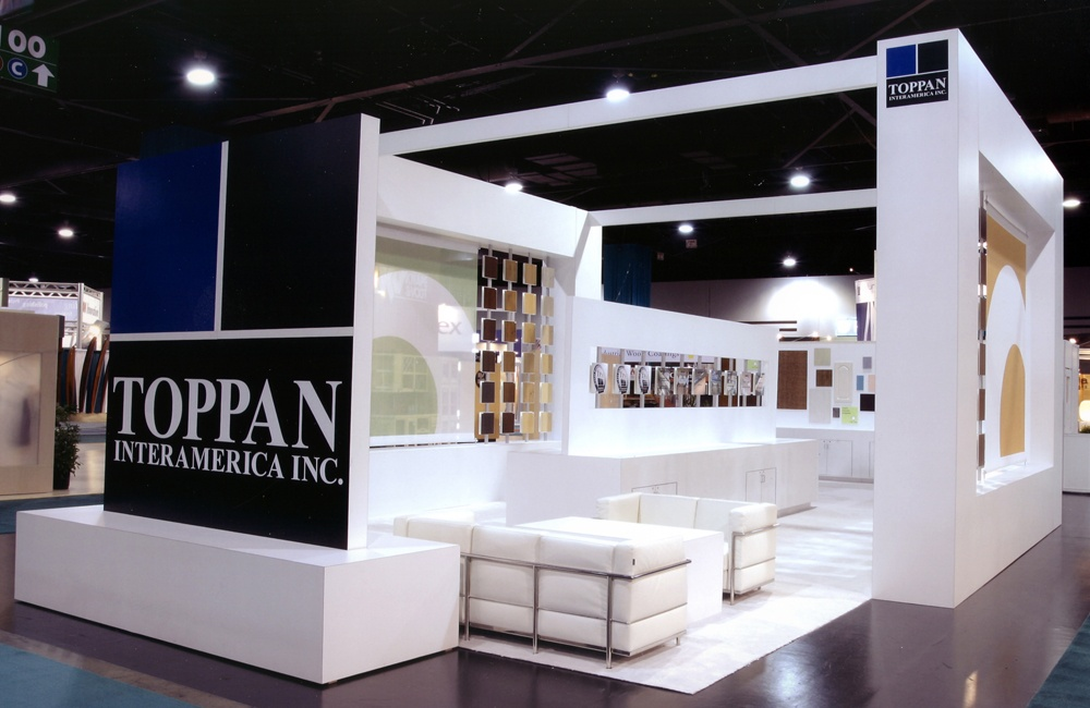 Toppan Interamerica, Inc. Show