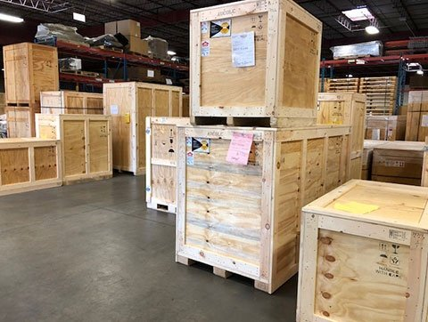 Inside Packing And Crating Company