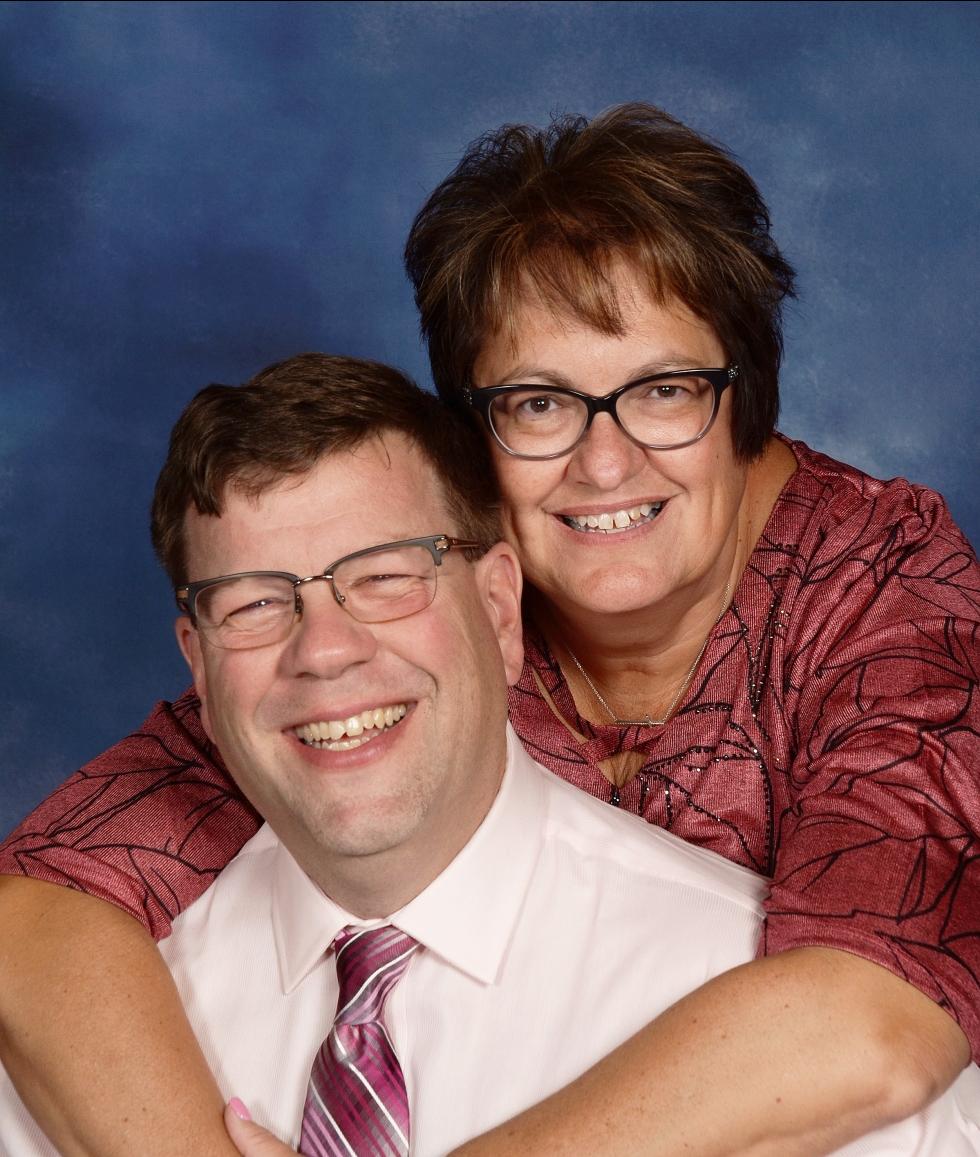 Rev. Norm & Kim Getts Associate Pastor Youth Leader Celebrate Life Leader