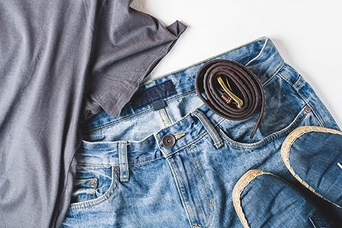 Fashionable Men's Clothing. Streetwear and Accessories