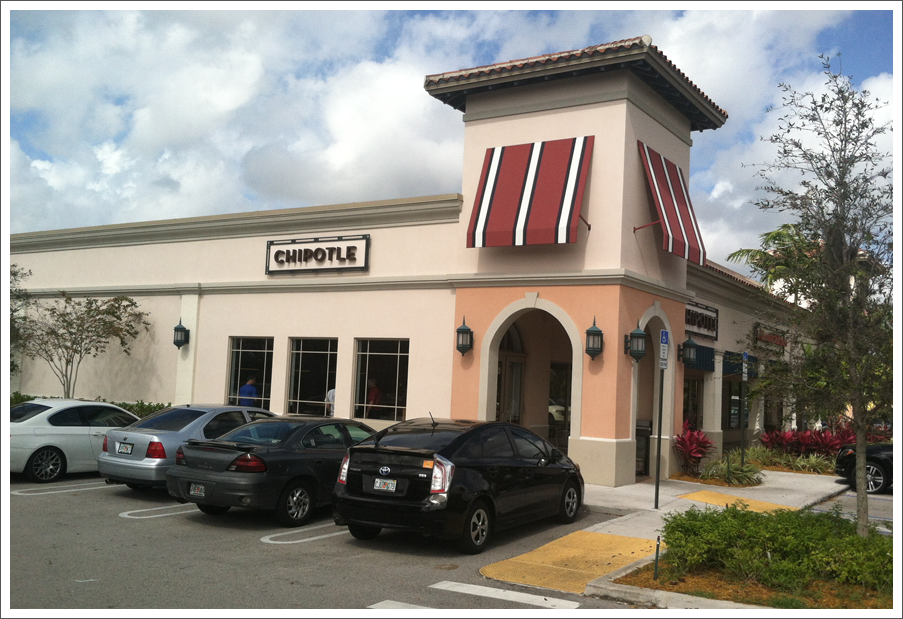 Chipotle coral springs||||