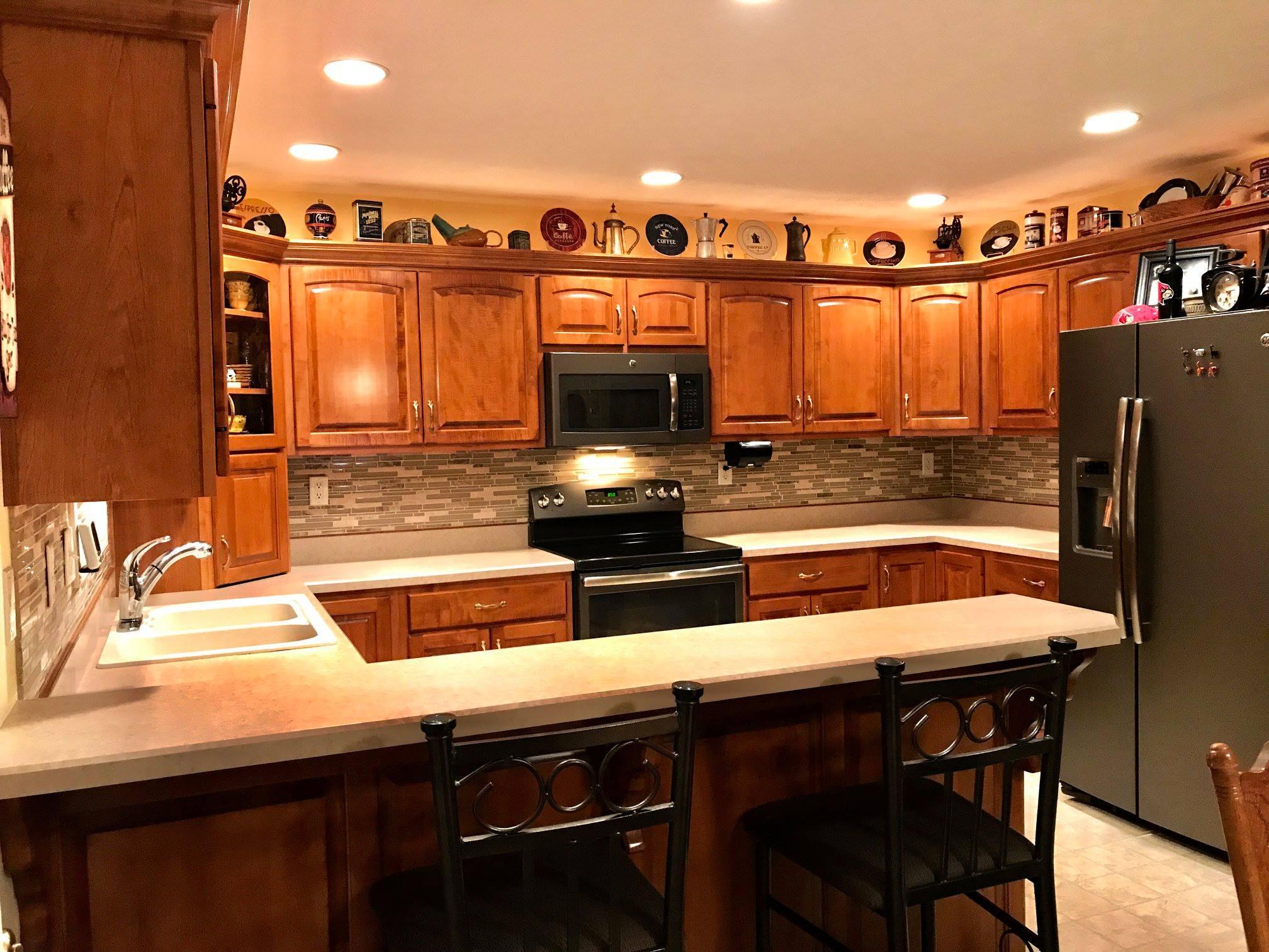 Blake Kitchen Remodel and Backsplash 3