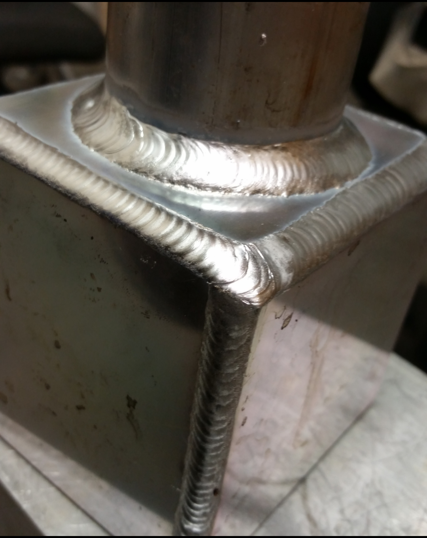 High Quality Aluminum TIG Welding