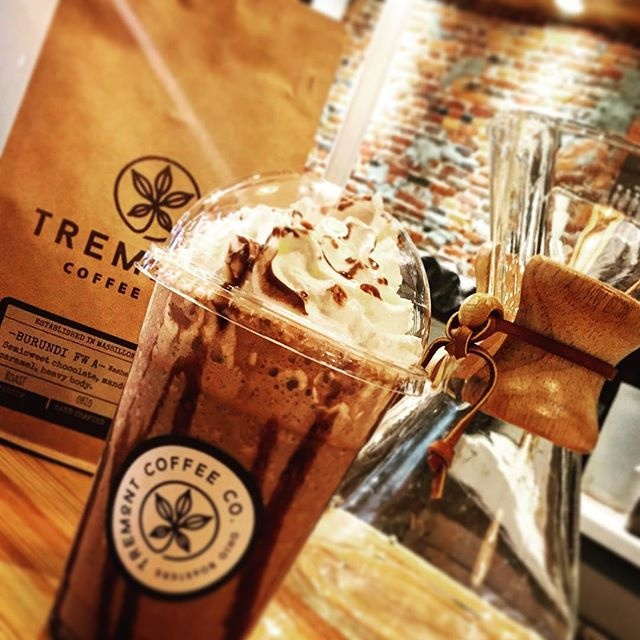 Refreshing Coffee Frappe