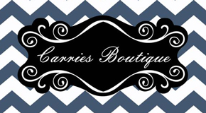 Carries Boutique in OFallon, MO has a history of delivering unique fashion selections from todays top labels.