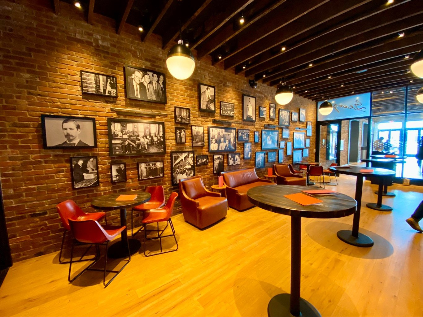 George's Bar Seating Area - Old Forester Distillery