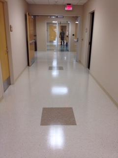 Simple Hallway Floor