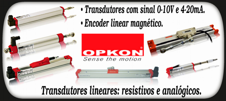 Transdutores OPKON
