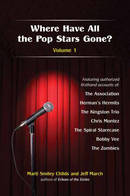Where Have All the Pop Stars Gone? Volume 1