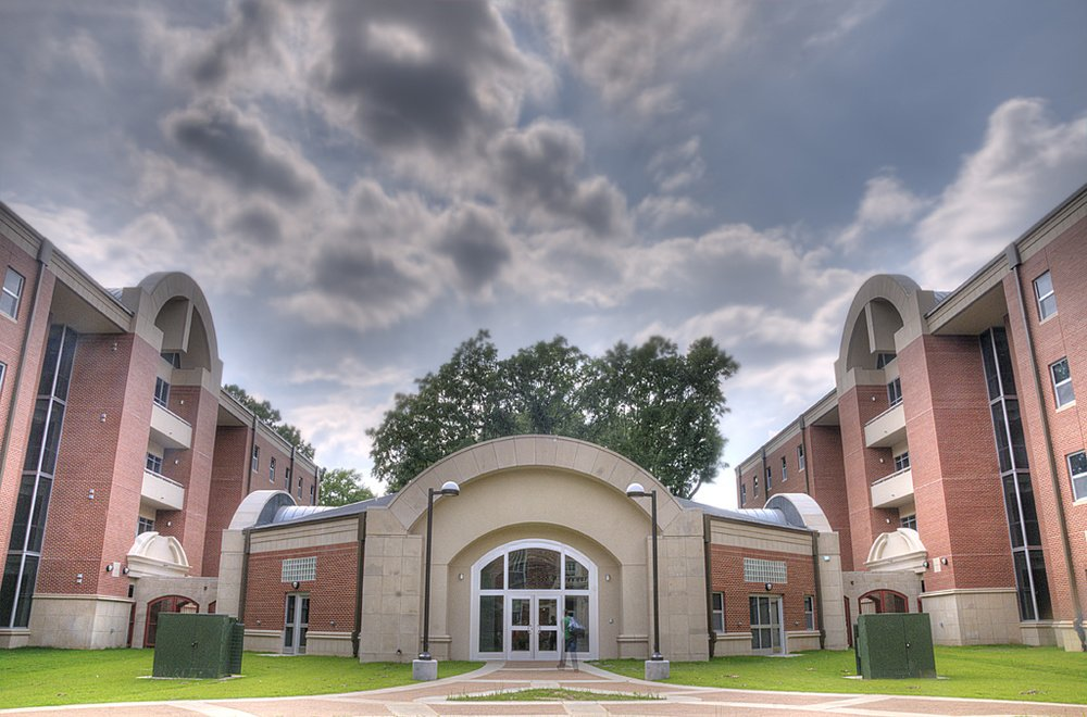 University of Memphis West Hall