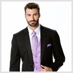 Purple Vest