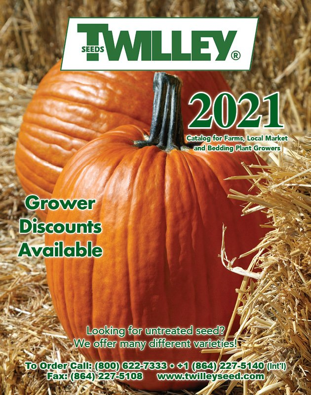 Twilley Seed Catalog 2021
