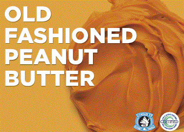 Old Fashioned Peanut Butter