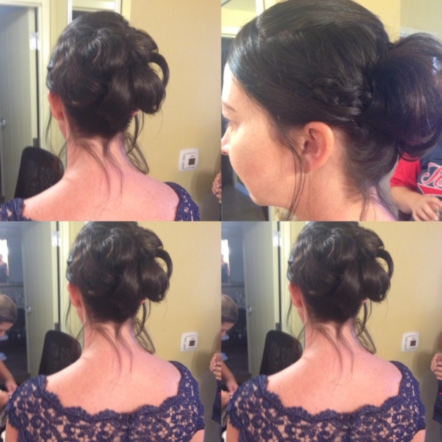 Updo Hairstyle 2