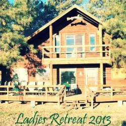 Ladies Retreat 2013